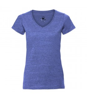 Damska koszulka V-Neck HD