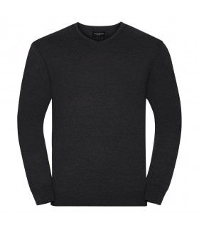 Męski sweter pulower V-Neck